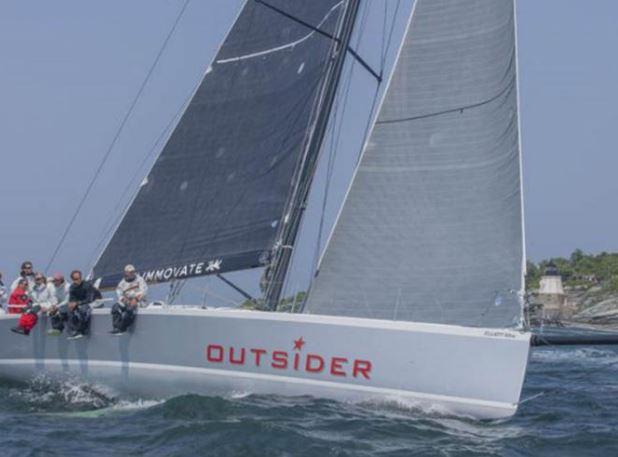 Outsider keel