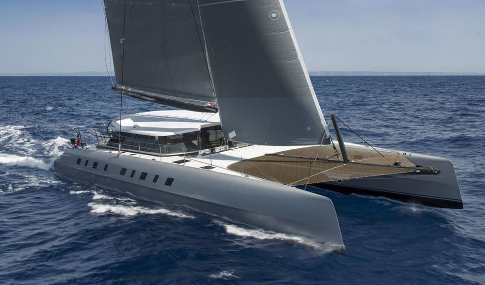 Allegra 78' Catamaran