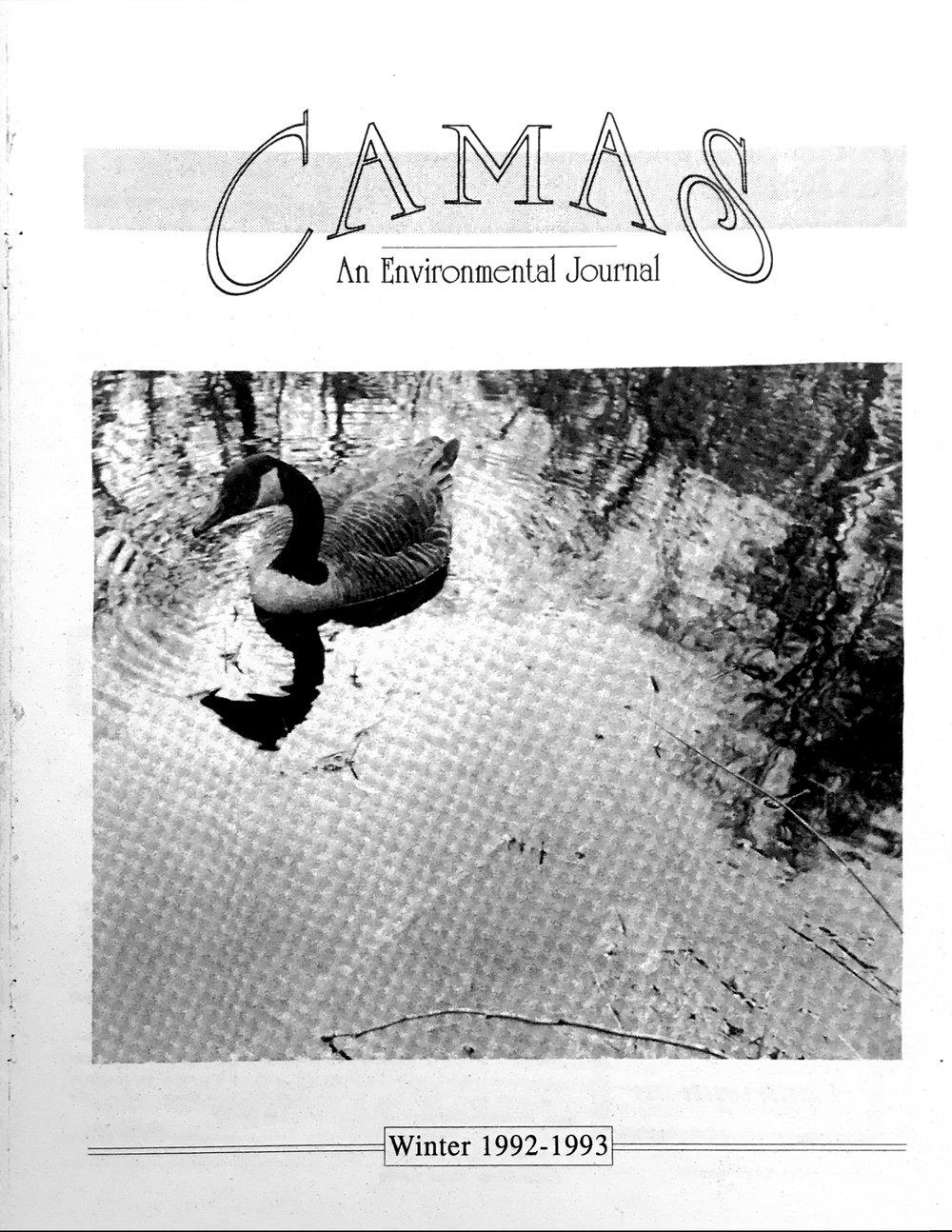 Camas 1992 Cover.jpg