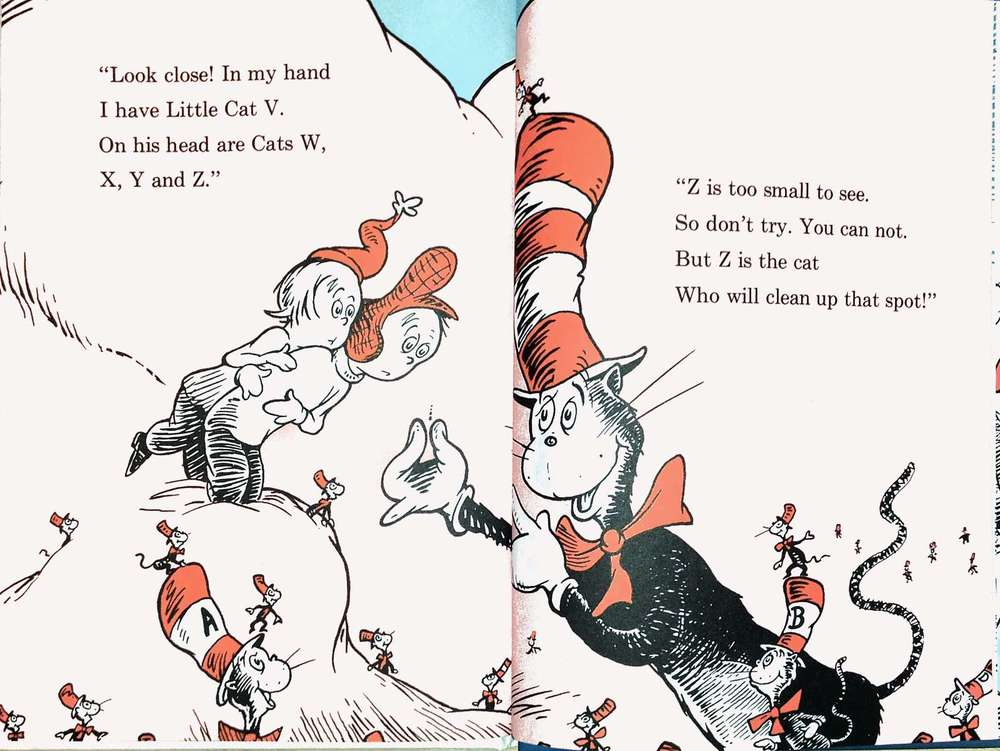 The Cat And The Hat Story Pdf