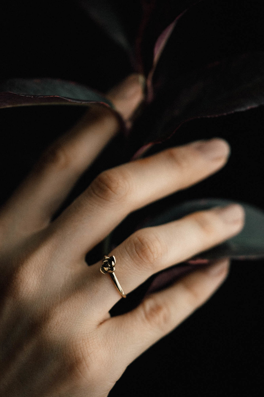 Succulent Stacking Ring No. 1