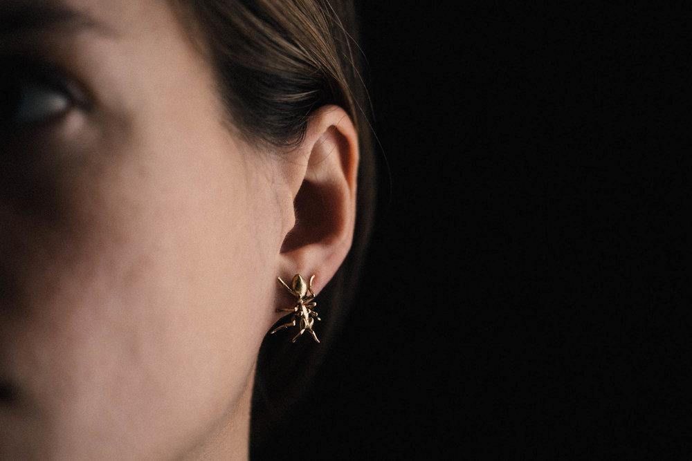 Ant Earring