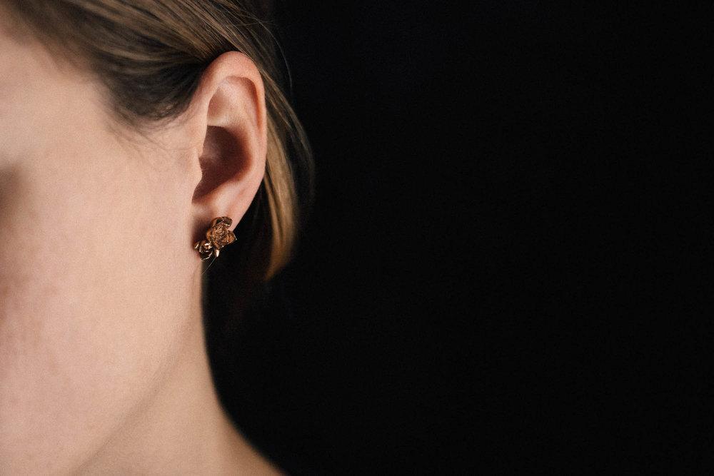 Succulent No. 2 Earring