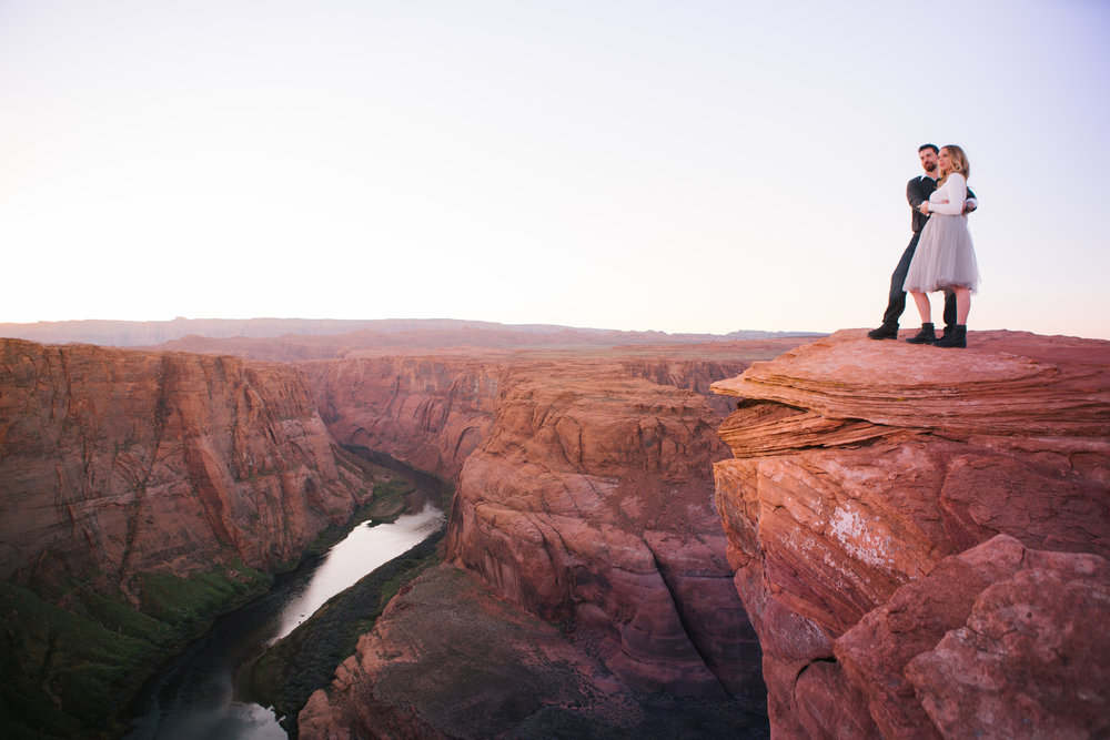 HORSESHOE BEND // ELOPEMENT