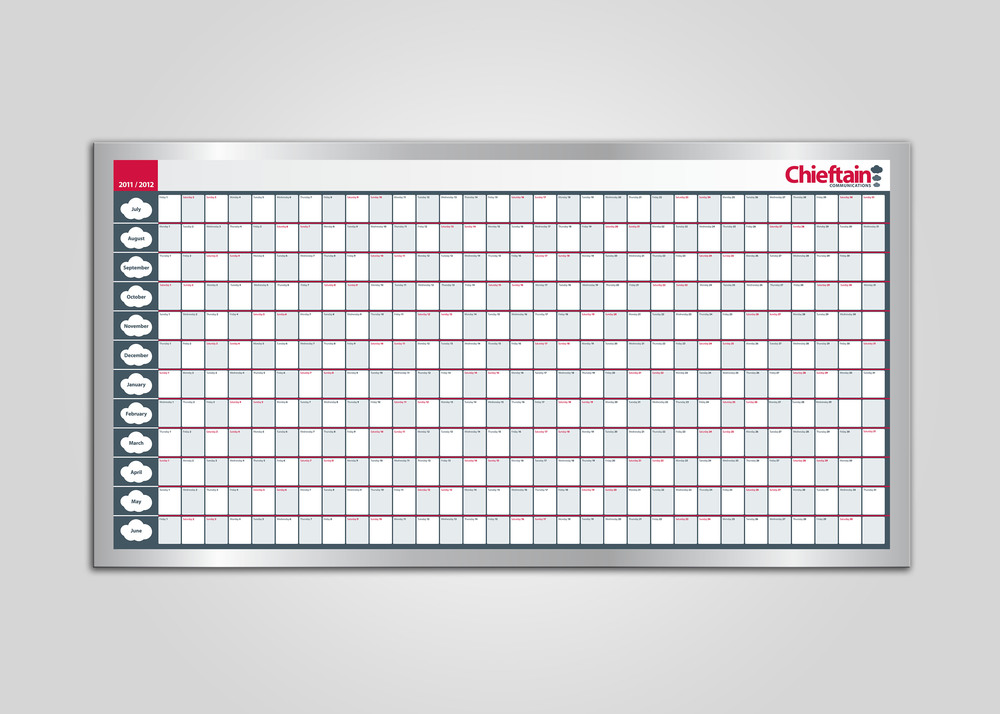 Cheiftain Yearly Planner