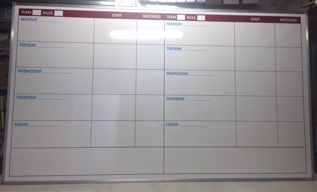 School Term Planner