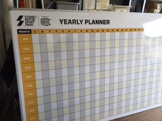Custom Yearly Planner Set - 1 of 3
