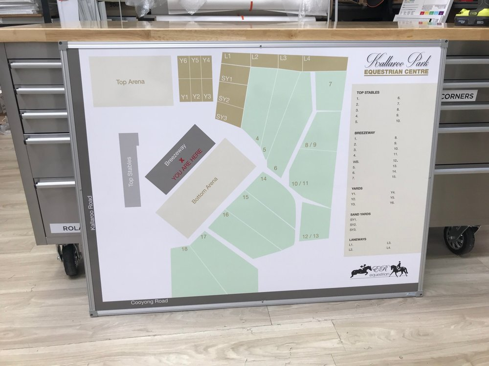 Property Plan Agistment Whiteboard
