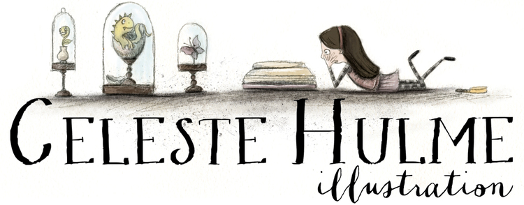 Celeste Hulme Illustration