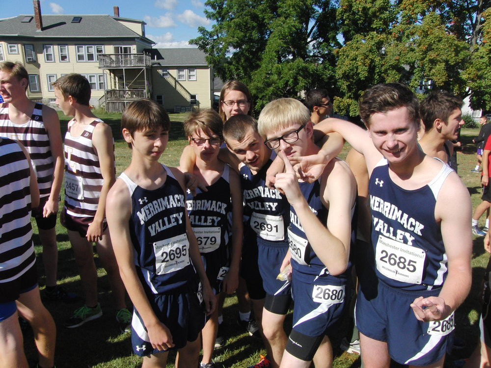 Boys JV, Ready To Go!