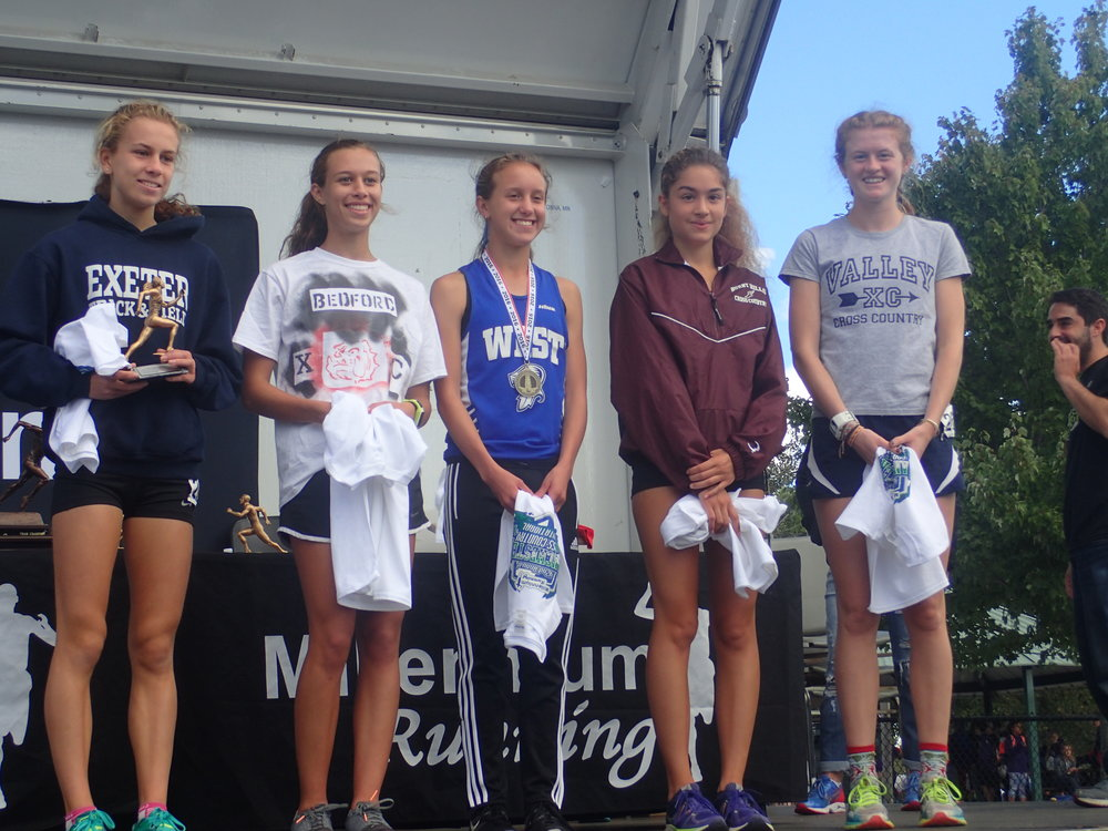 1st Through 5th, Girls Large School