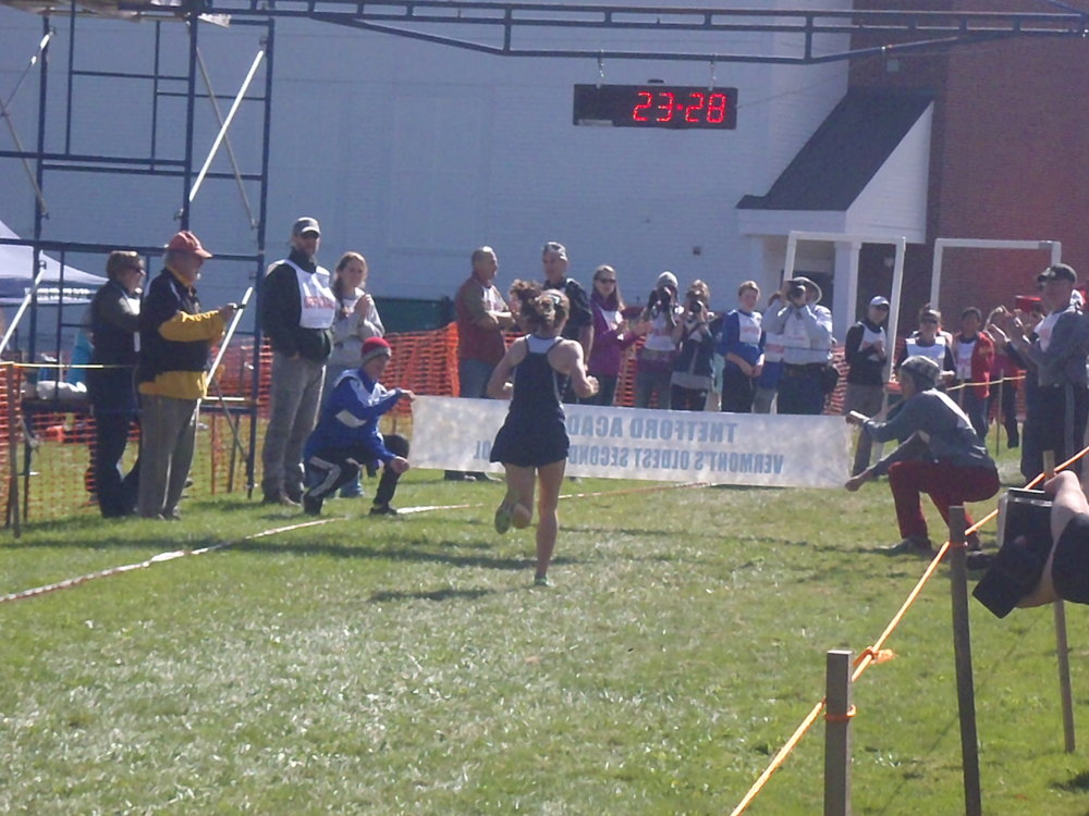 Tristan Wins Seed 4 Race 2015