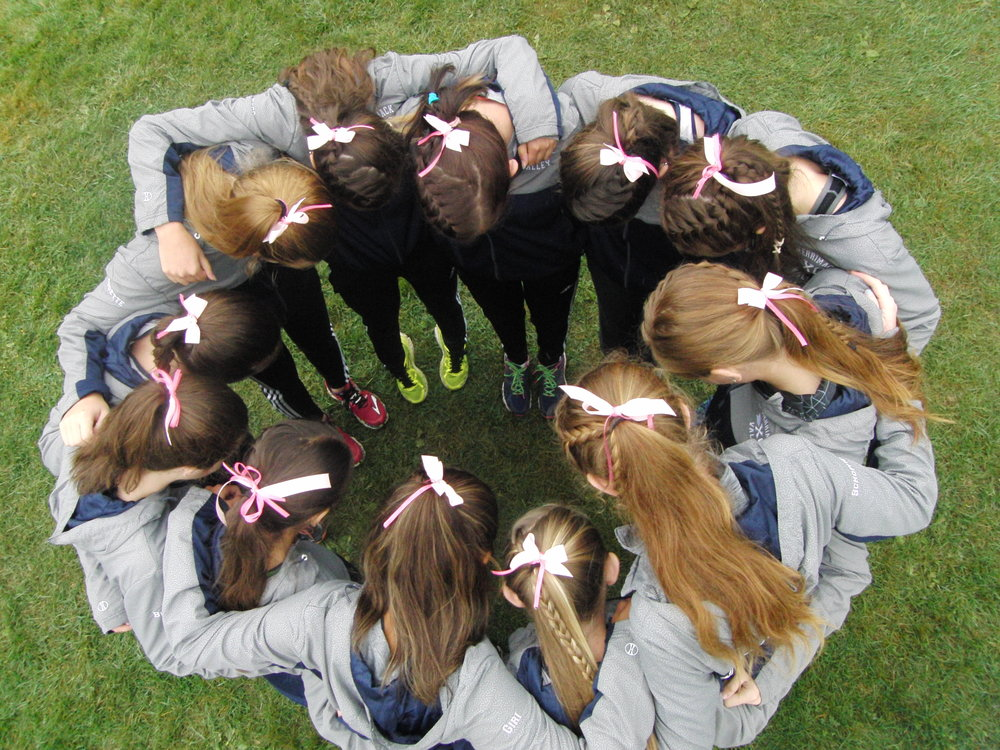 2015 Girls Pre-Race