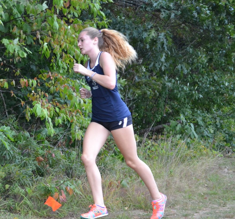 Maddy Crankin' The Final Mile