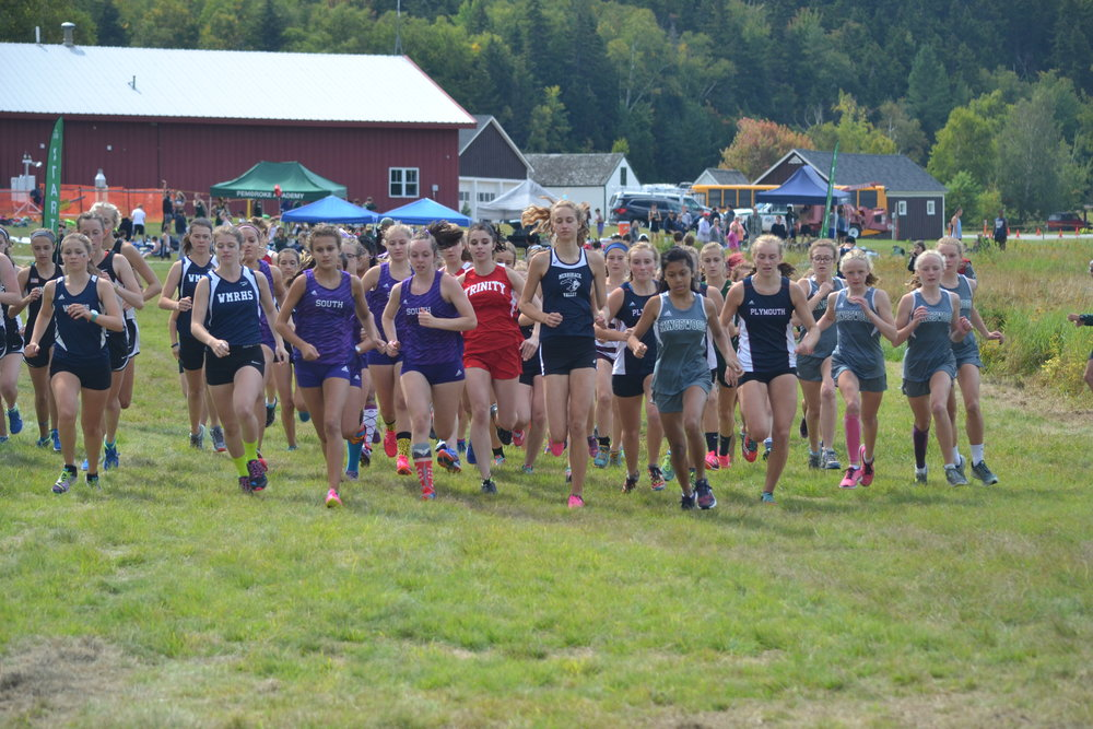 Start Of Girls Varsity