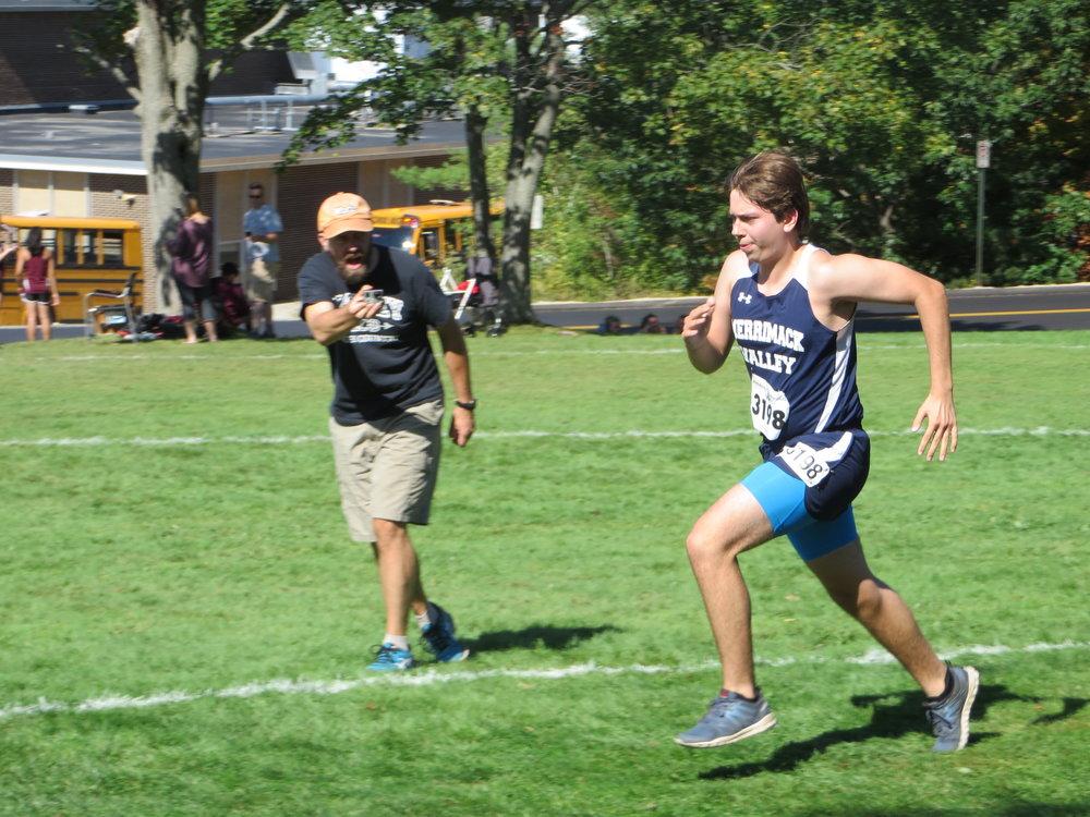Mitchell's Kick!