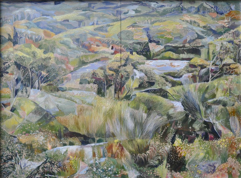 Title: West Off the Waratah Track