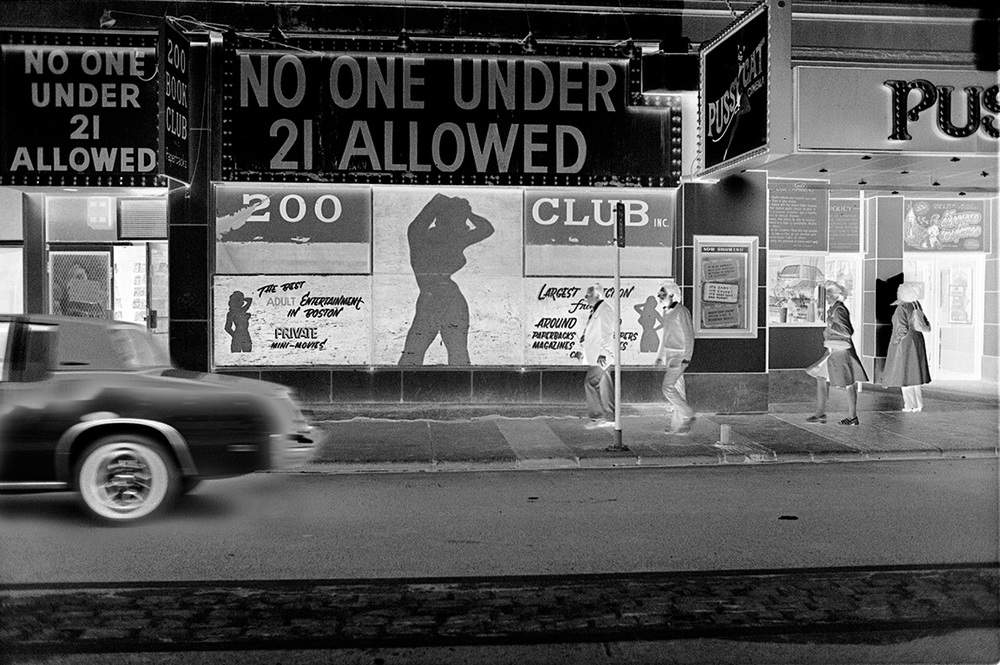 No One / Washington Street 1975