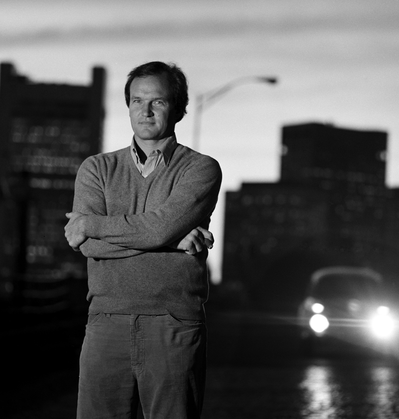 Mike Barnicle / Boston Globe Reporter