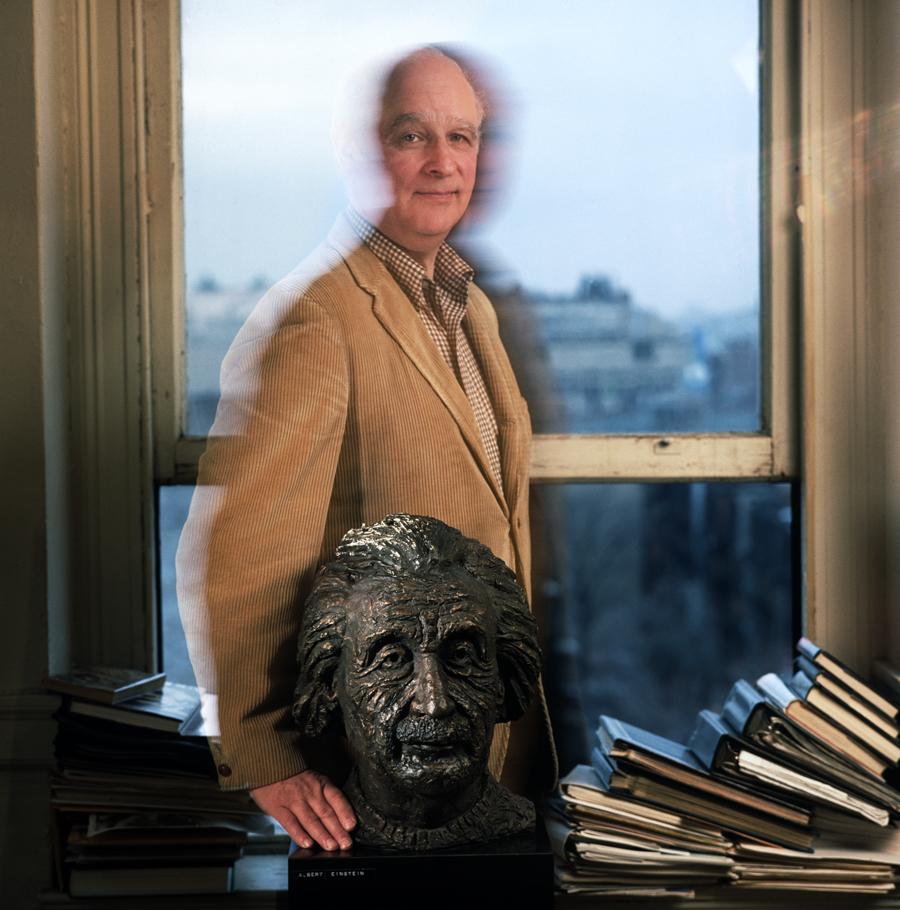 Soloman Quasha / Einstein author / Boston
