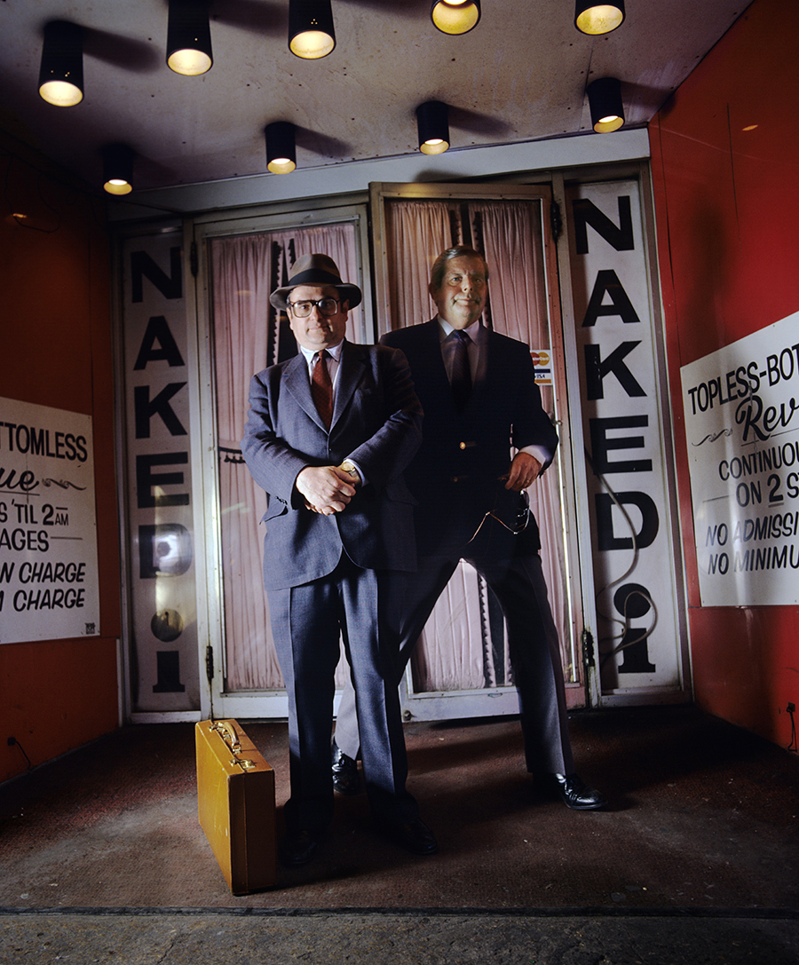 Morris Goldings / Naked I Attorney