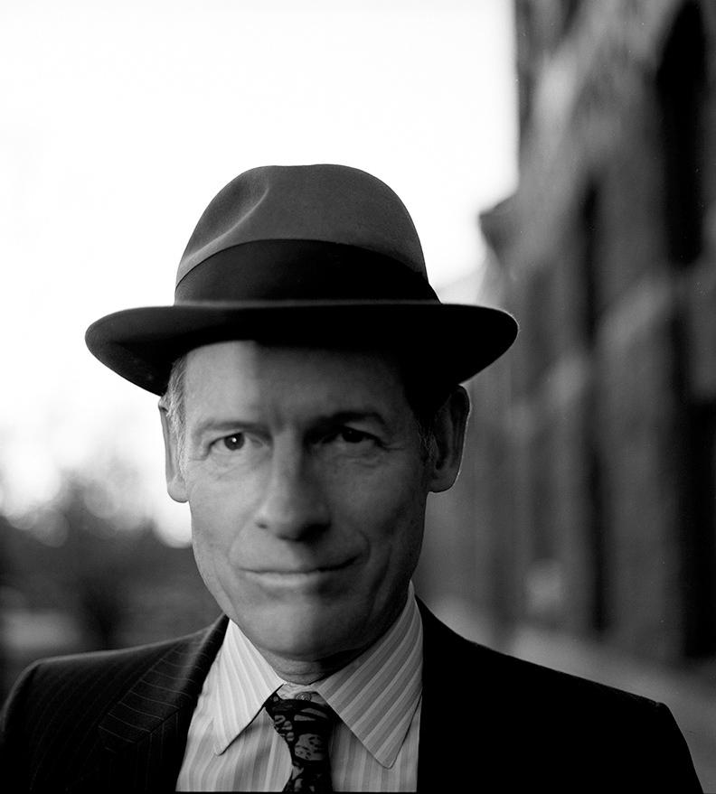 Professor Harvey Mansfield /Harvard