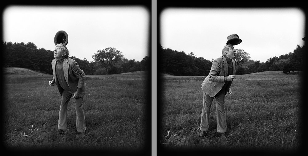 John Updike /Beverly Farms