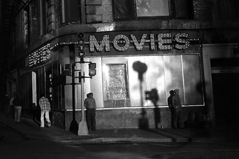 Movies / Boston Combat Zone / 1978