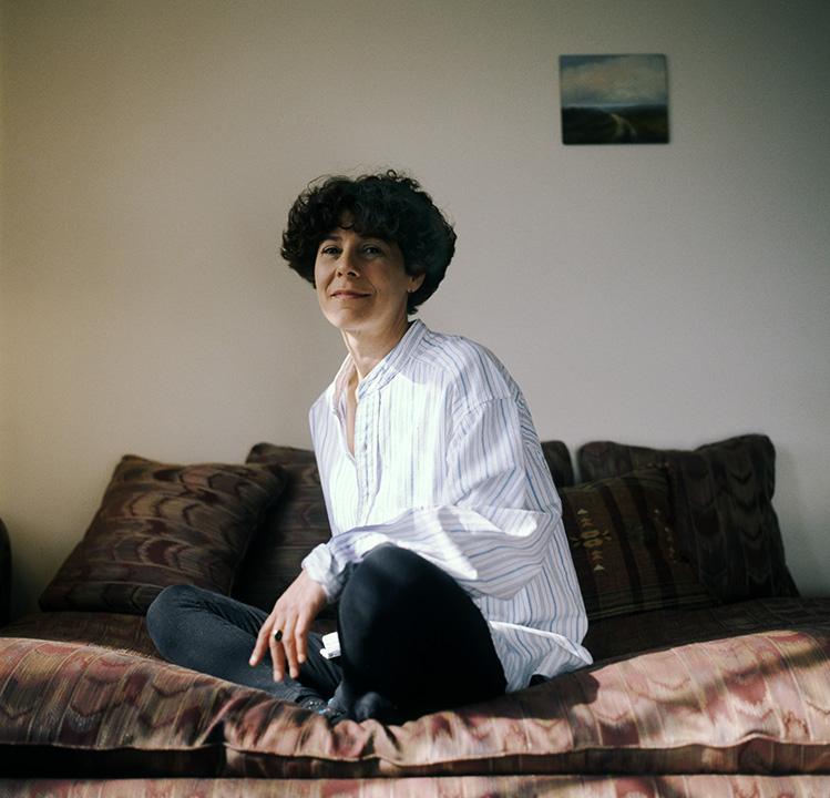 """Susanna Kaysen / Author / """"Girl, Interrupted"""""""