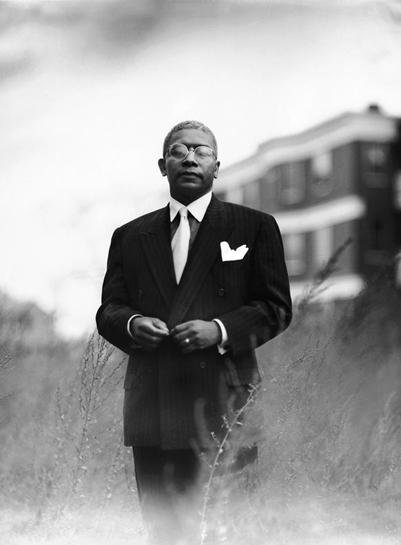 Reverend Eugene Rivers / Roxbury MA