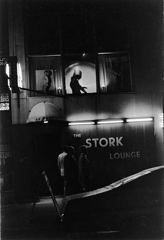 The Stork Lounge 2 / Chicago / 1970
