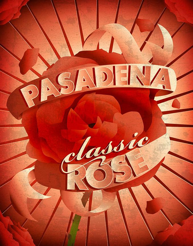 Pasadena Rose