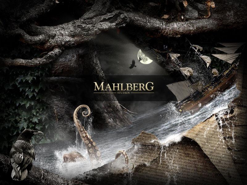 Mahlberg Studios web page