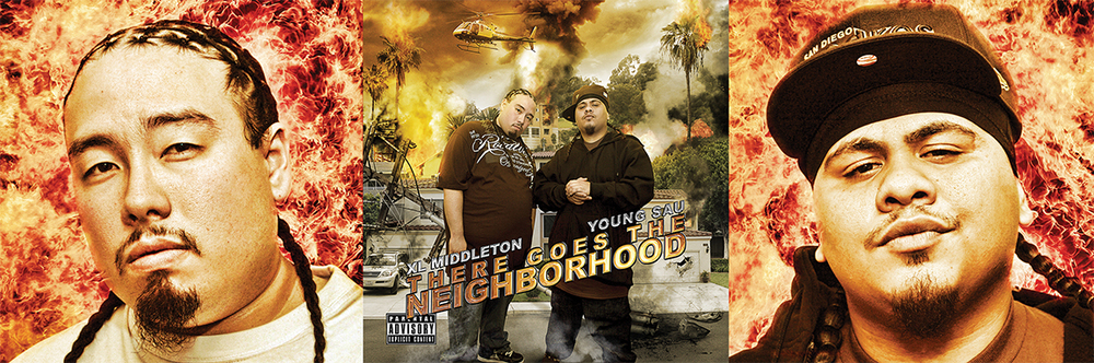 XL Middleton & Young Sau - There Goes The Neighborhood