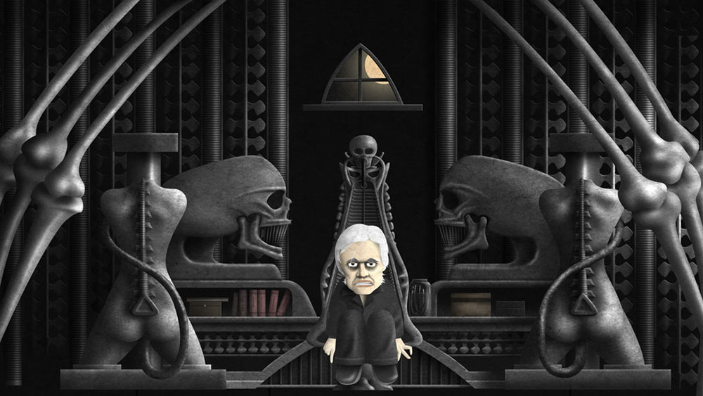 HR Giger (SuperEgo)