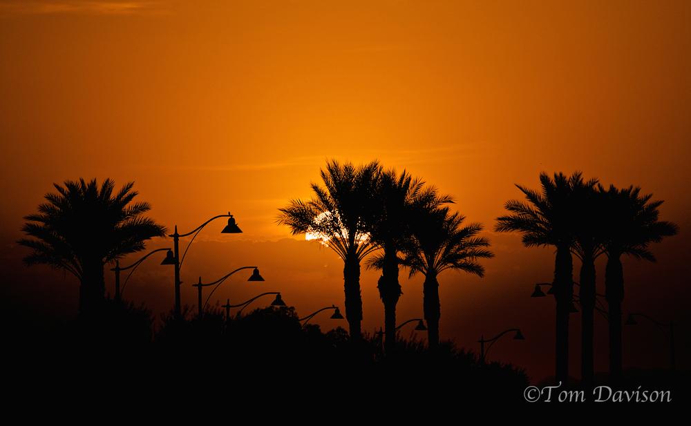 Sunrise from Verrado.