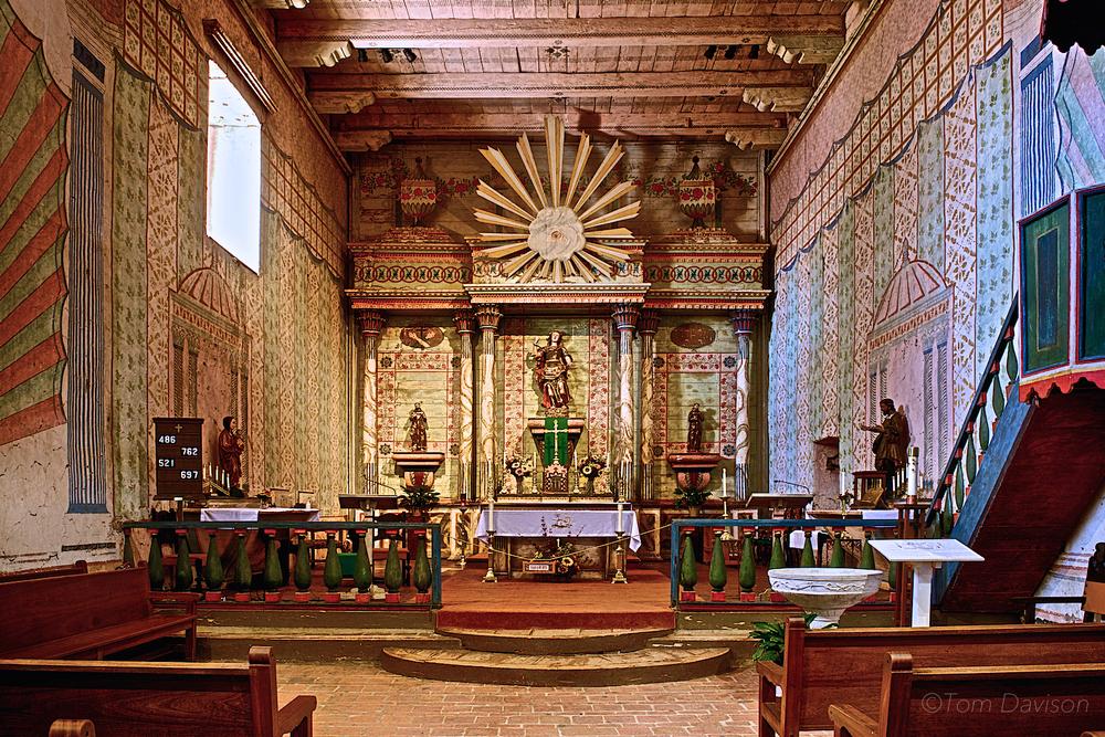 Mission of San Luis Obispo de Tolorosa