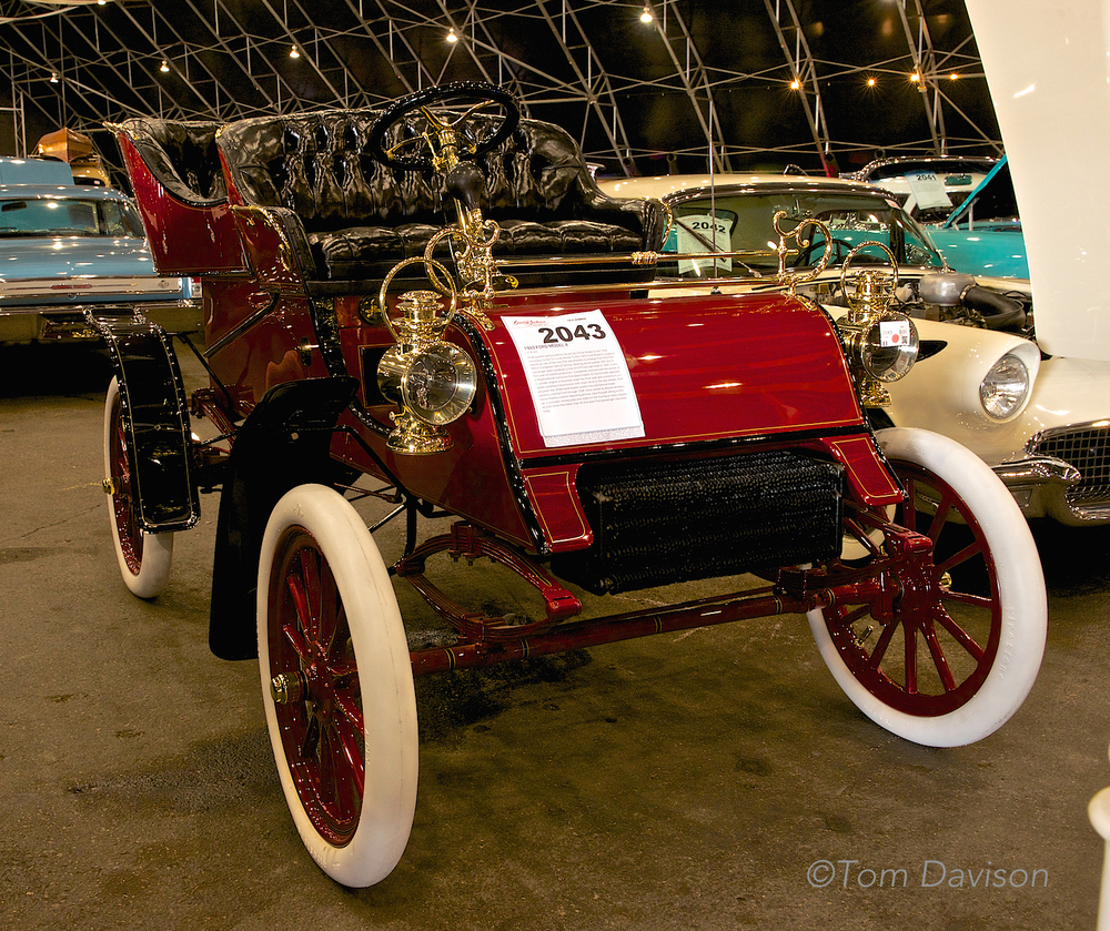1903 Model A Ford Runabout