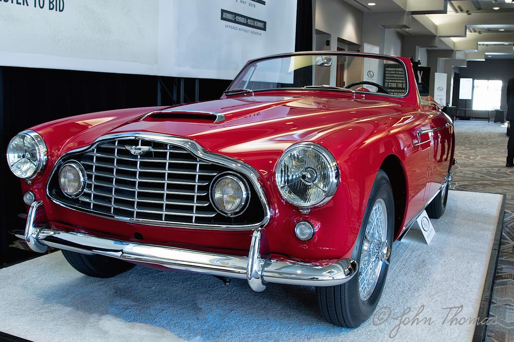 Rare Aston Martin