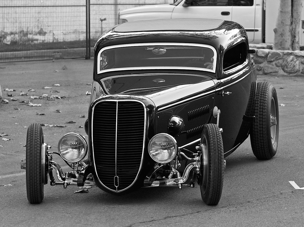 1932 Ford.