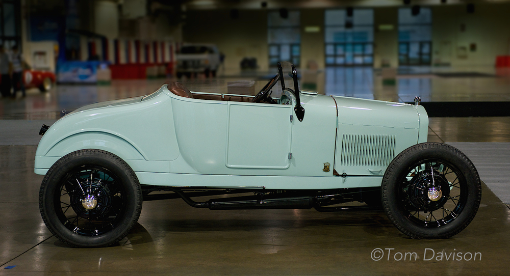 1927 Ford Roadster.