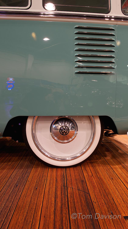 Volkswagon Surfer Van.
