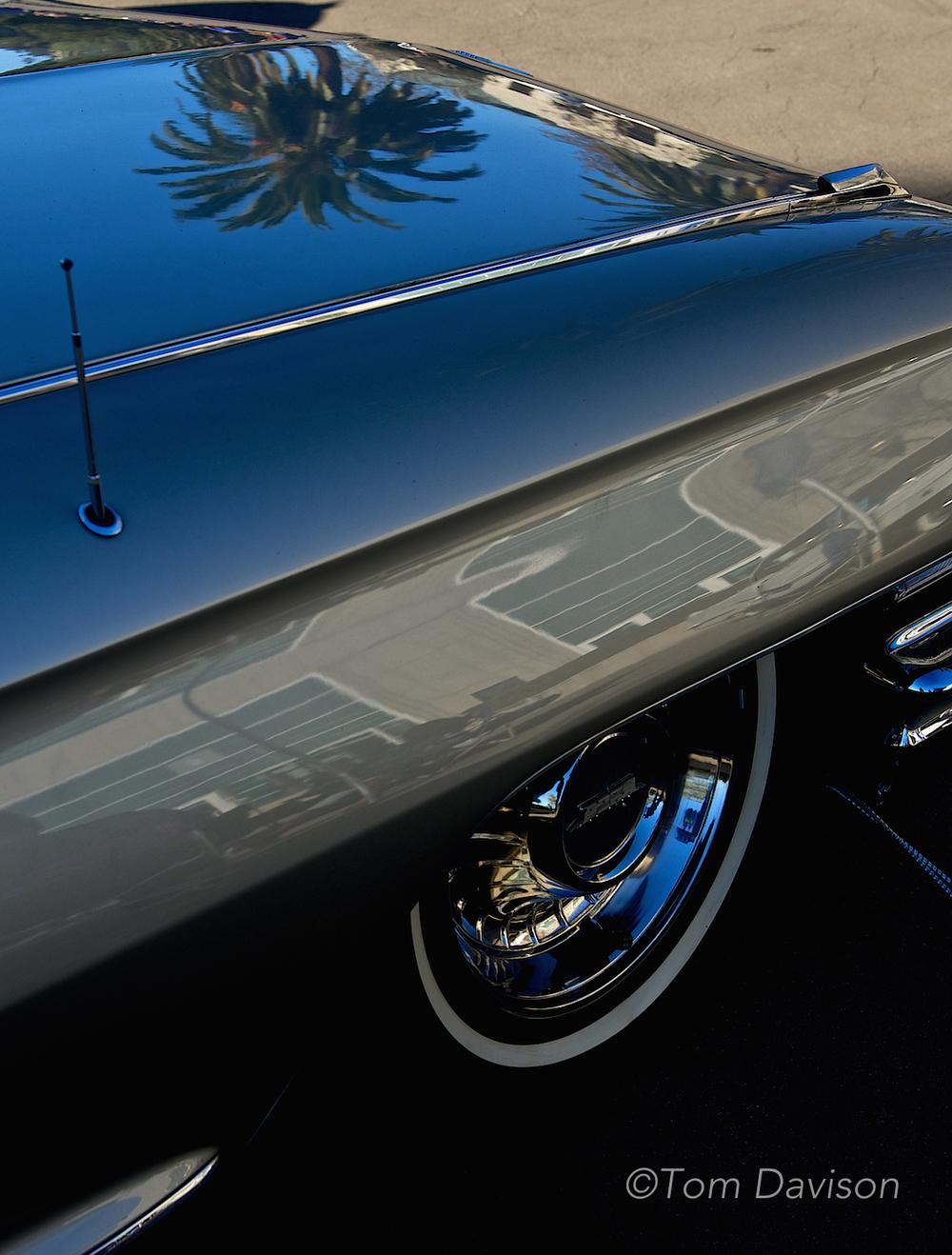 1961 Custom Cadillac.
