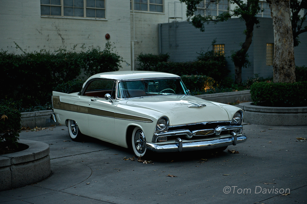 1956 Plymouth Fury.