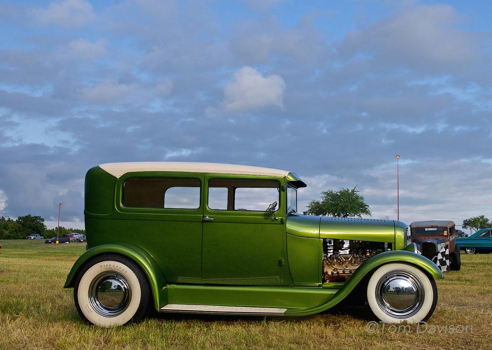 A 1928 Model A.