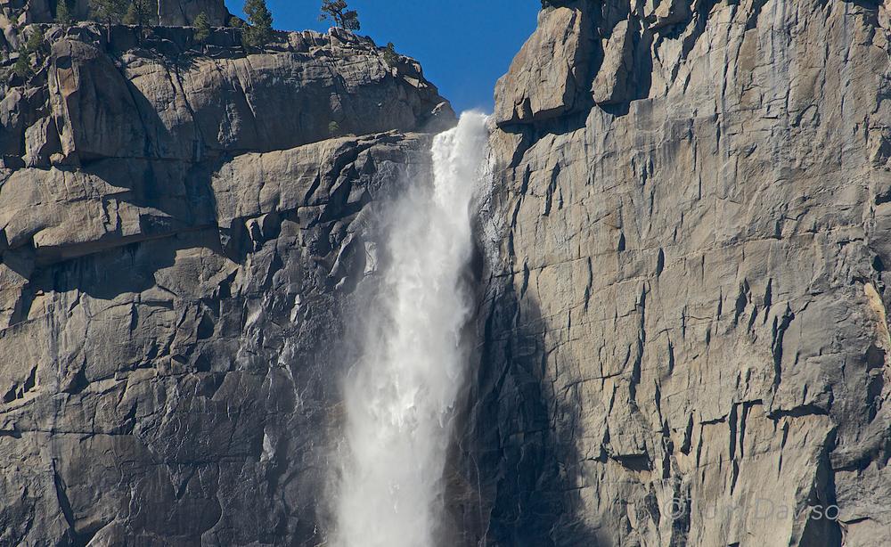 Top of Yosemite Falls.