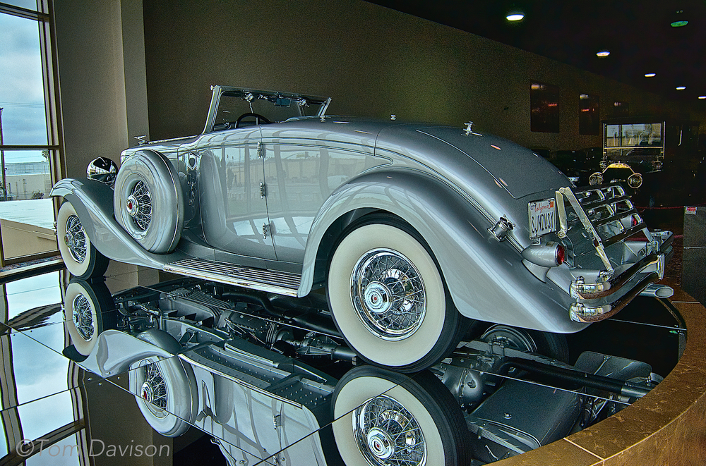 Duesenburg Sports Roadster.