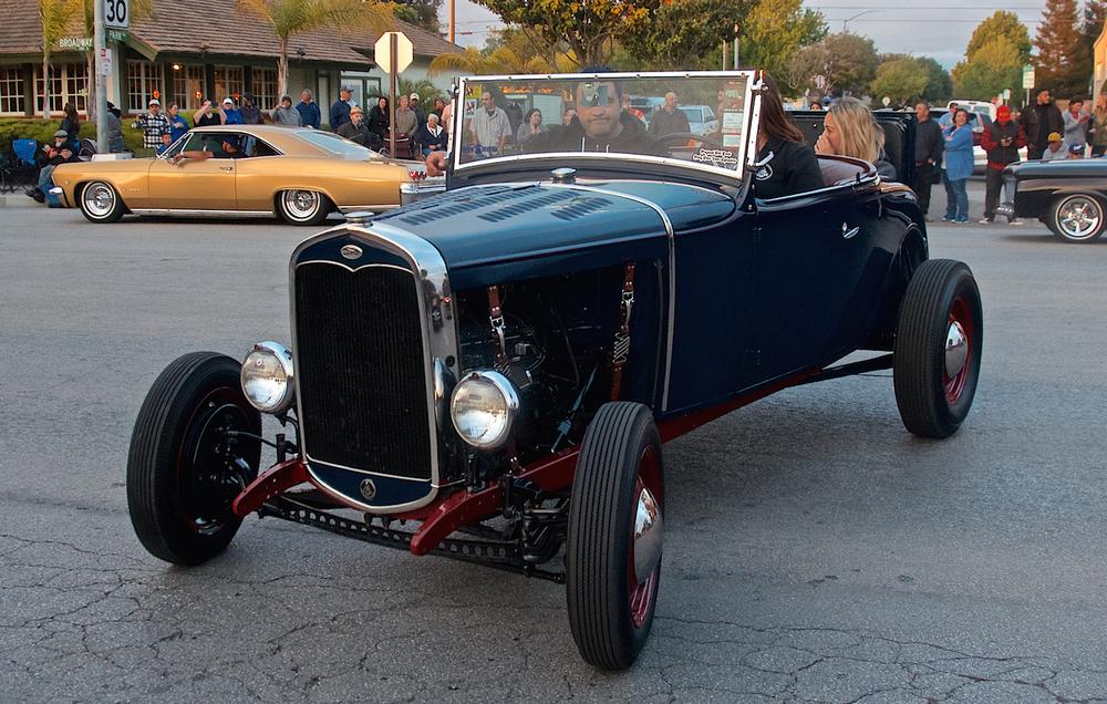 1931 Model A Roadster.
