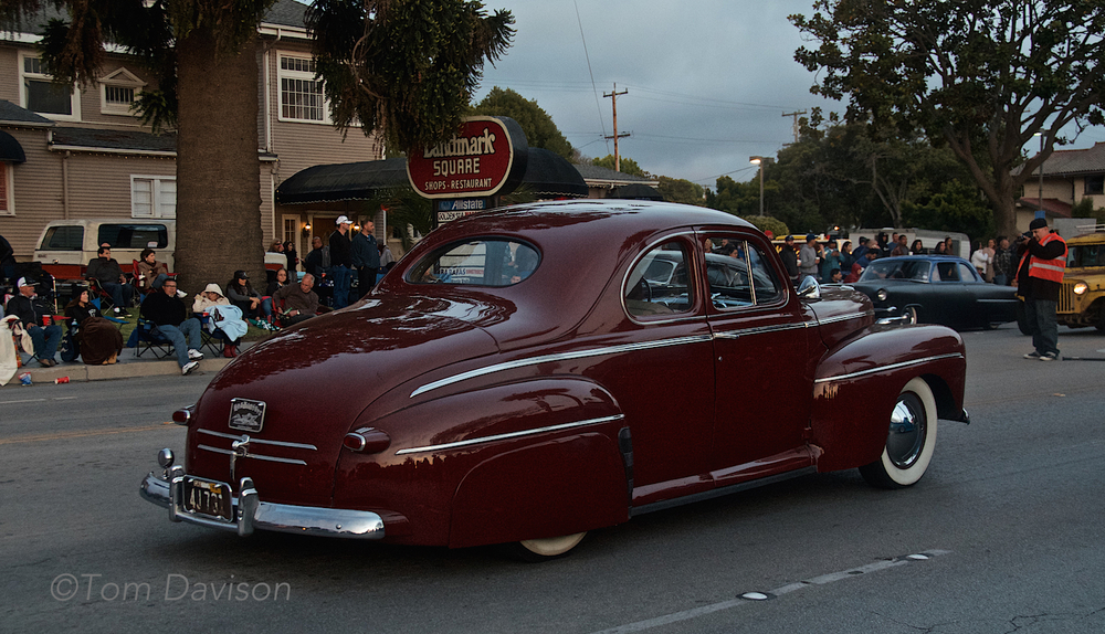 1946 Ford Coupe.