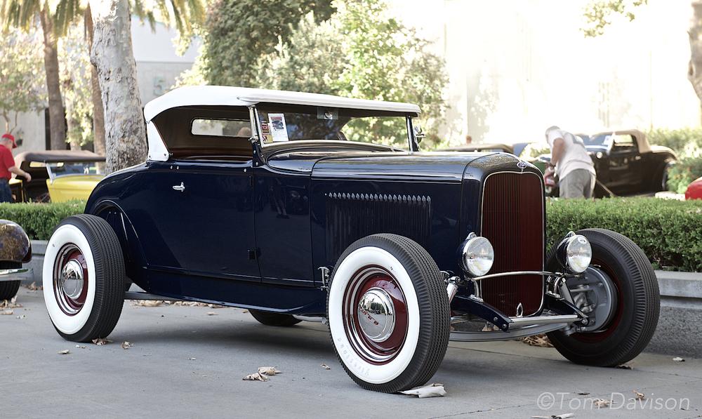 A 1931 HiBoy Roadster.